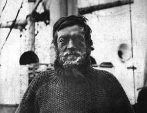 Sir Earnest Shackleton